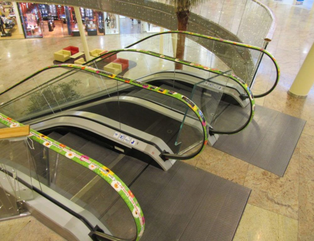 Malls Owners Take Note: Escalators, Decor, and Making Money