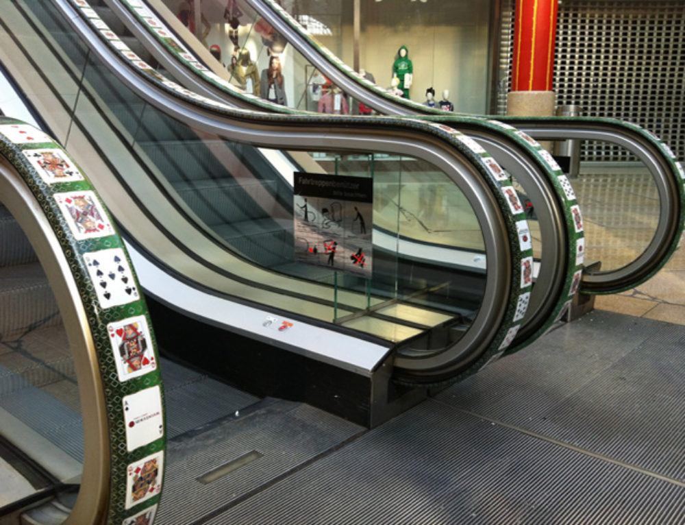 Ditch the Elevator Pitch:  Get with the Escalator Roll
